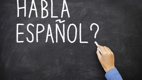 Ich will dich kennenlernen spanisch
